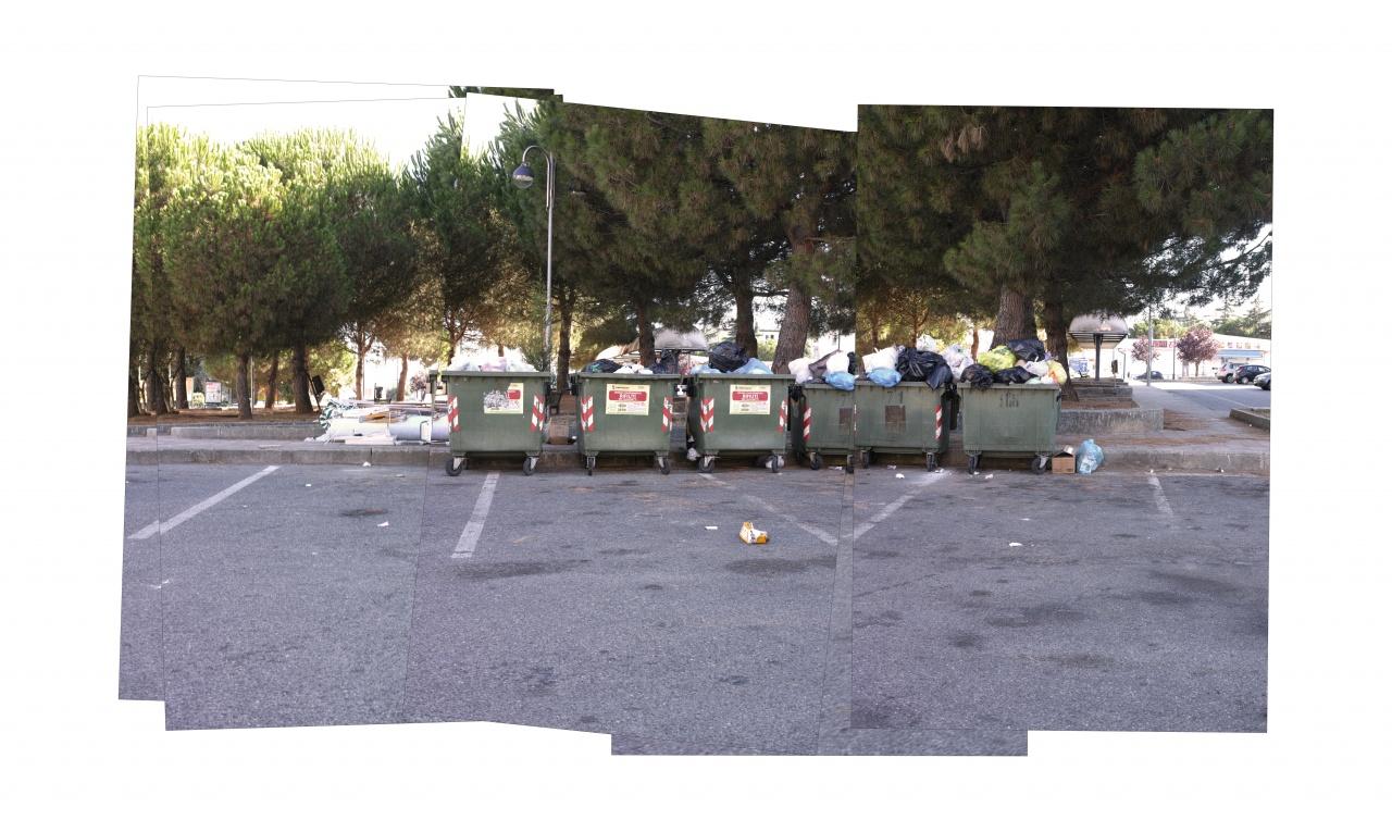 Vibo Valenzia, zona ospedale