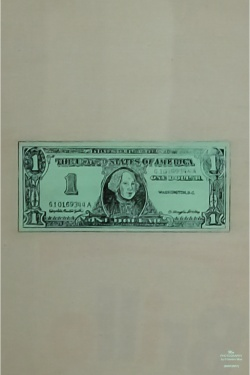 ANDY WARHOL (1928-1987) - Banconota da un dollaro, 1962