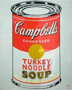 ANDY WARHOL (1928-1987) - Lattina di zuppa Campbell's, 1962