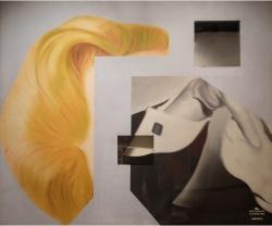 JAMES ROSENQUIST (1933-2017) - Balcone (1961)