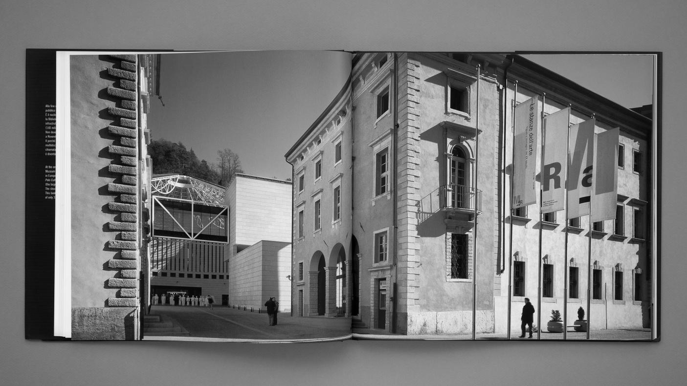 Rovereto e il nuovo Polo Culturale · 2003