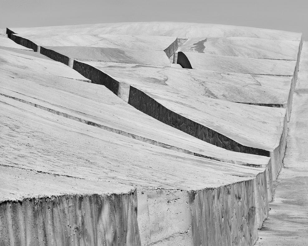 Gibellina. Grande Cretto di Alberto Burri · 2019