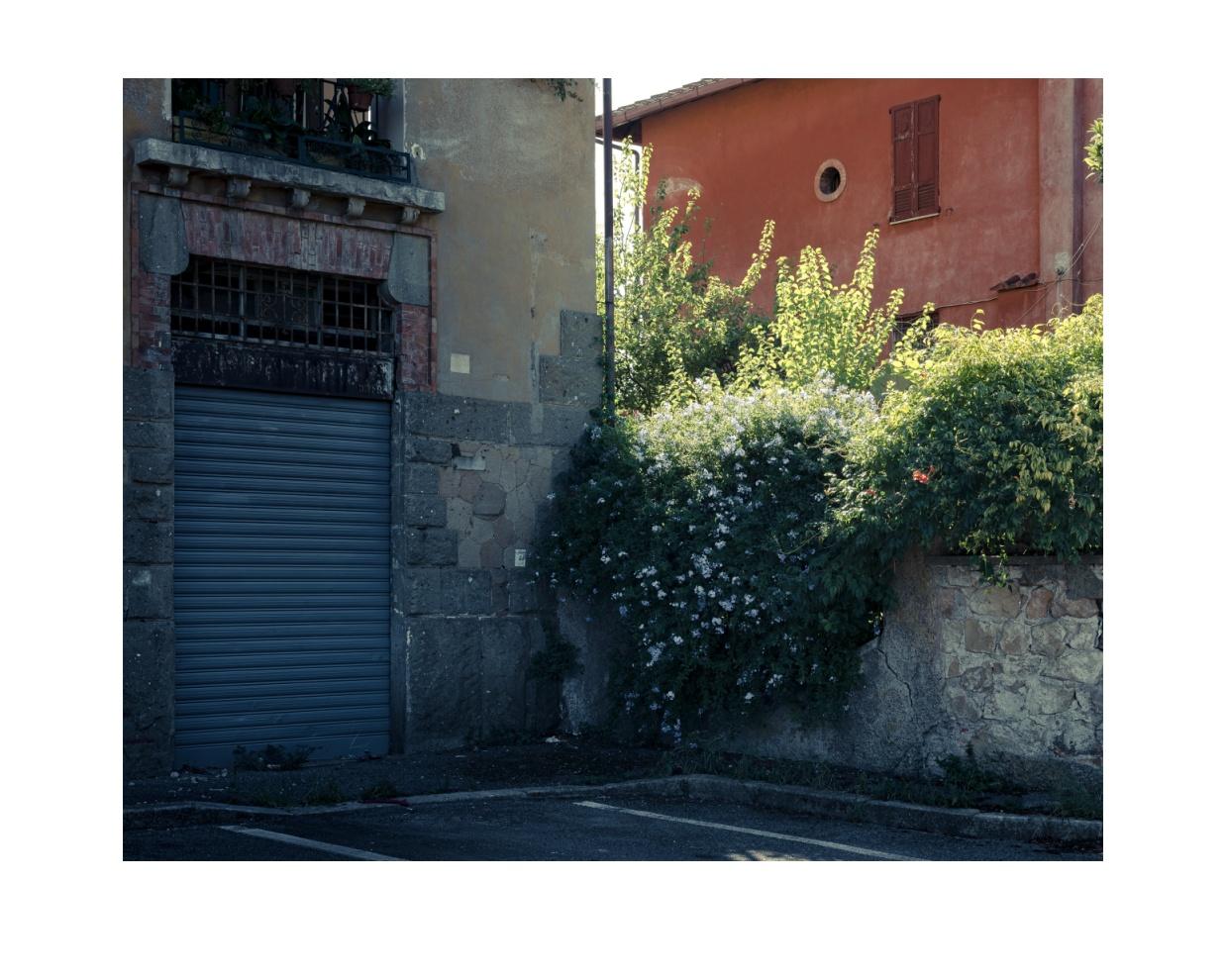 Paesaggio romano, Garbatella