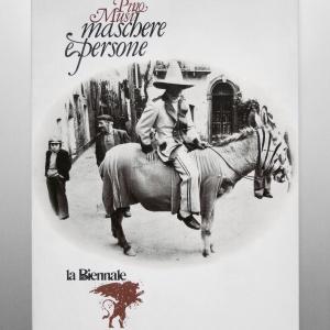 Maschere e Persone · 1983
