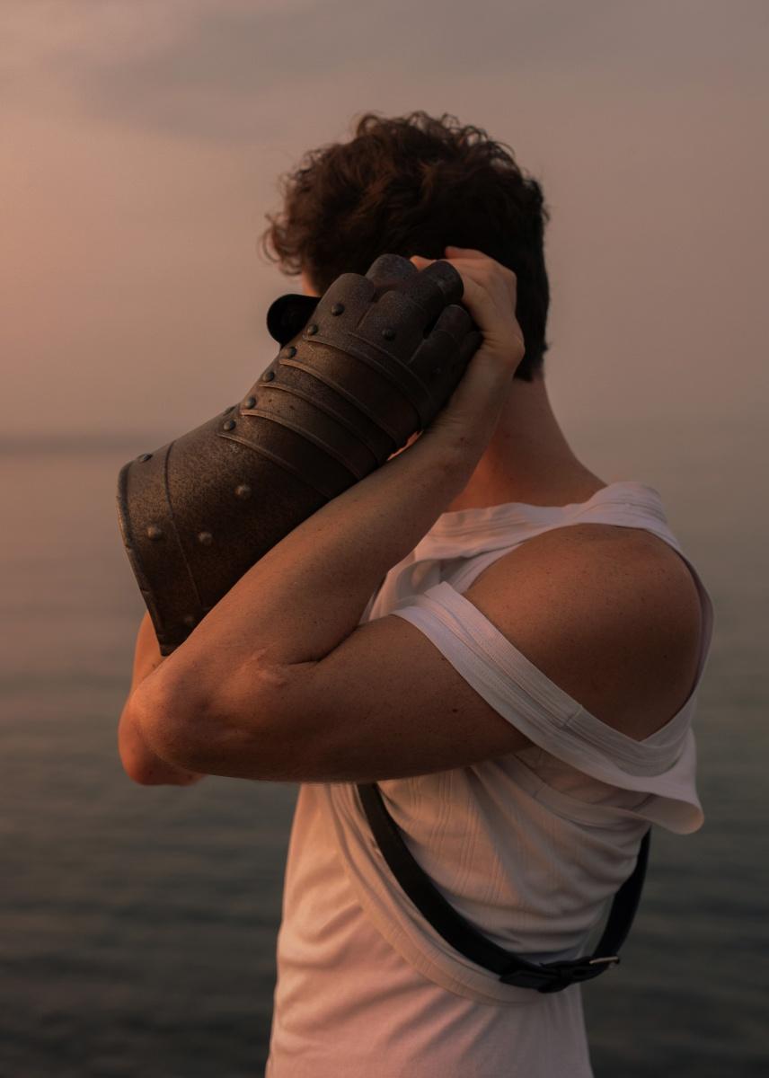 Icaro - Non ti Scordar di Me, Capitolo III