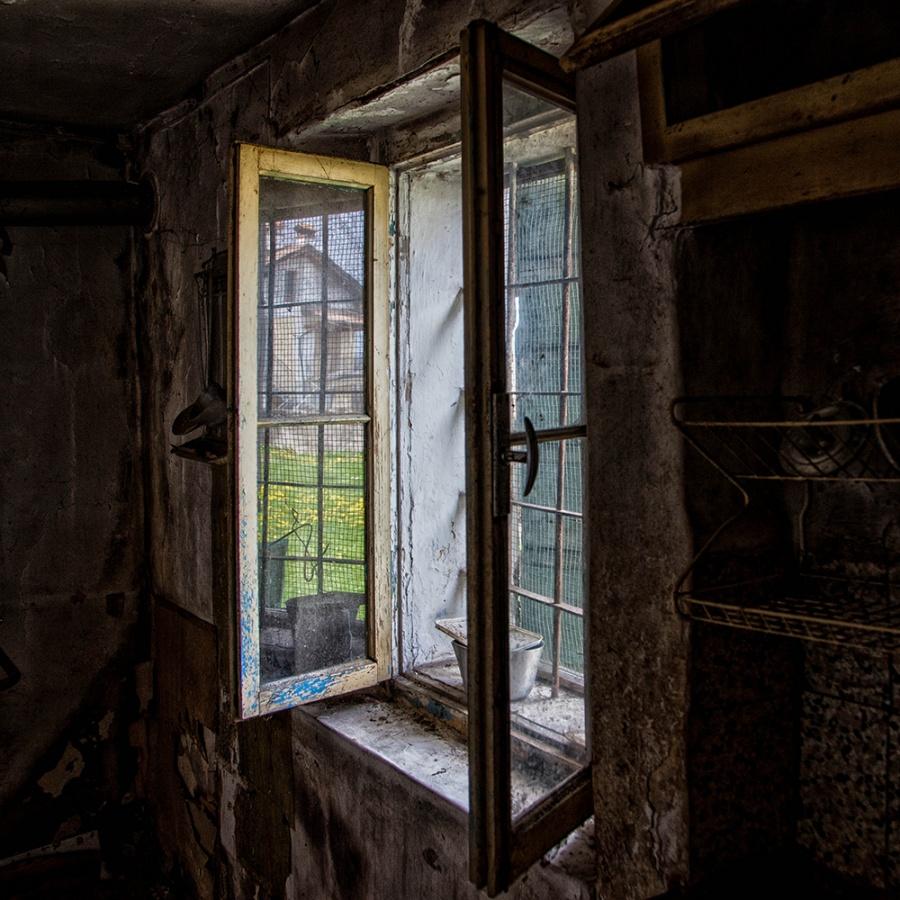 REAR WINDOW - Finestra sul cortile