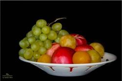 Coppa di frutta mista