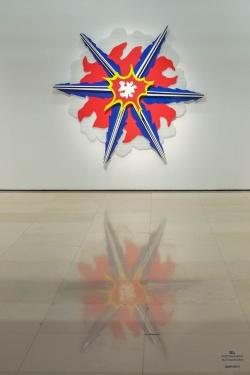 ROY LICHTENSTEIN (1923-1997) - Esposizione di parete II , 1965