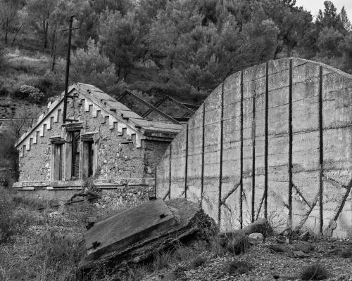 Iglesiente, Monteponi, 2019