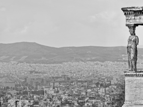 Acropoli. Atene, Grecia 2014