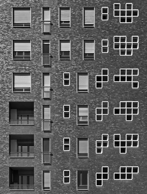Via Rossetti, Milano. Architetto Latis