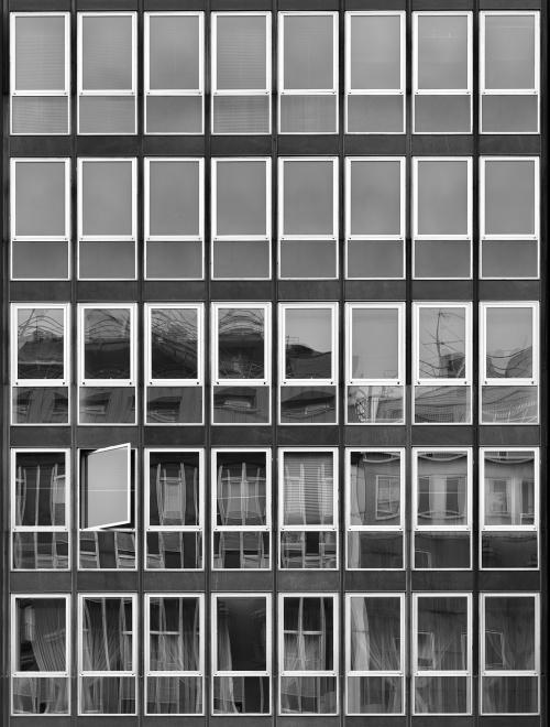 Corso Europa, Milano. Architetto Caccia Dominioni