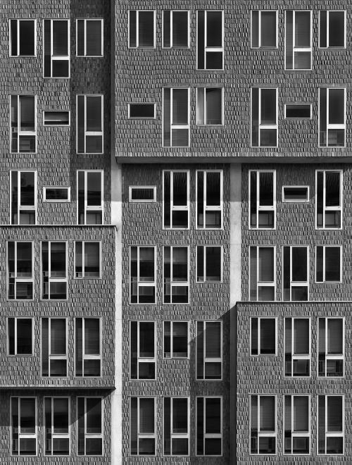 Via Pergolesi, Milano. Architetto Ponti