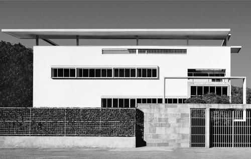 Villa Bianca. Seveso, 2002. Architetto Giuseppe Terragni