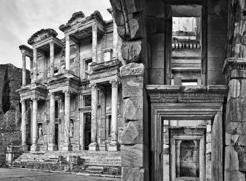Sito archeologico. Efeso, Turchia 2014
