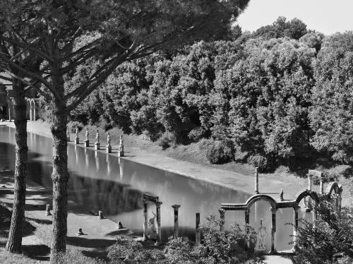 Villa Adriana. Tivoli, Italia 2010