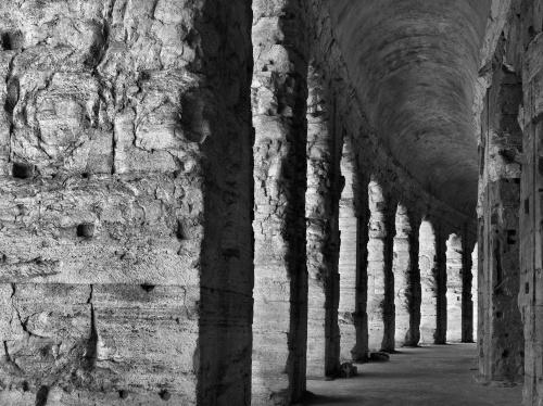 Fori Imperiali. Roma, Italia 2010