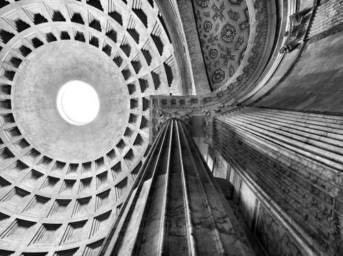 Pantheon. Roma, Italia 2010
