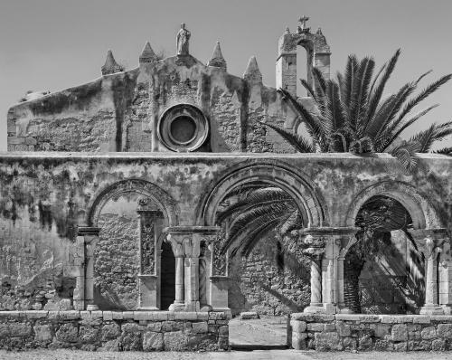 Chiesa di San Giovanni alle Catacombe. Siracusa, Italia 2010