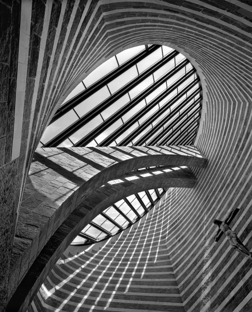Chiesa. Mogno, Svizzera 1996