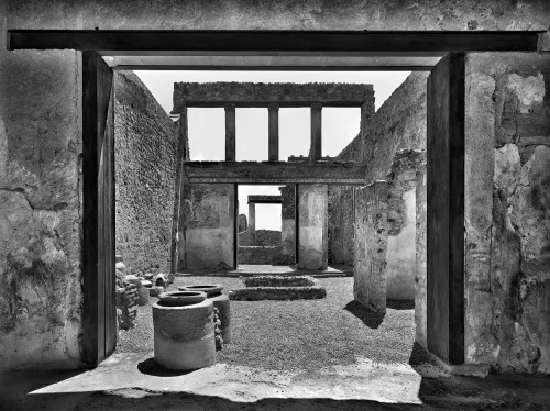 Sito archeologico. Pompei, Italia 2010