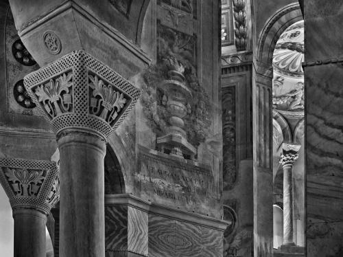 Basilica di San Vitale. Ravenna, Italia 2011