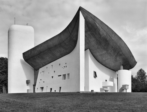 Espace indicible. Chapelle Notre Dame du Haut, Ronchamp · 1996