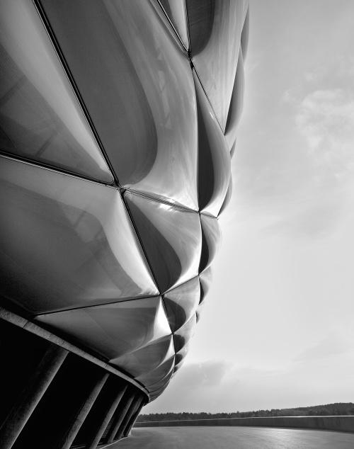 Stadio Allianz Arena. Monaco di Baviera, Germania 2007