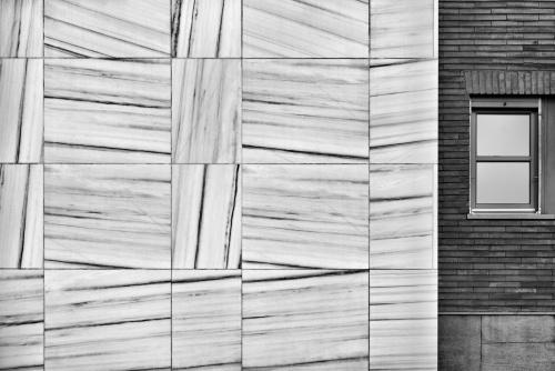Edificio in Porta Venezia. Milano, Italia 2011