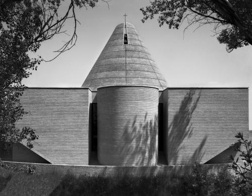 Chiesa Beato Odorico. Pordenone, Italia 1998