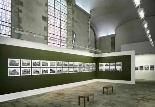 "Allestimento mostra ""Acre"" Guingamp (Bretagna), Espace François-Mitterrand, 1 aprile - 28 maggio 2017"