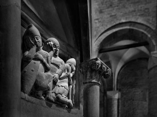 Basilica di Santo Stefano. Bologna, Italia 2011