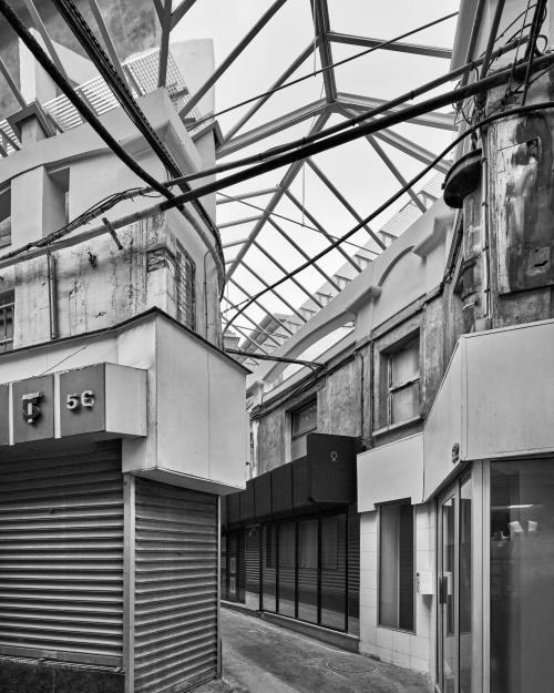 Passage du Caire. Parigi, Francia 2020